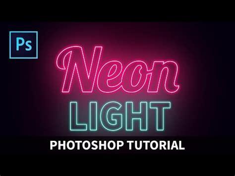 neon sign tutorial photoshop cs5 photoshop tutorial neon how to make a custom neon sign
