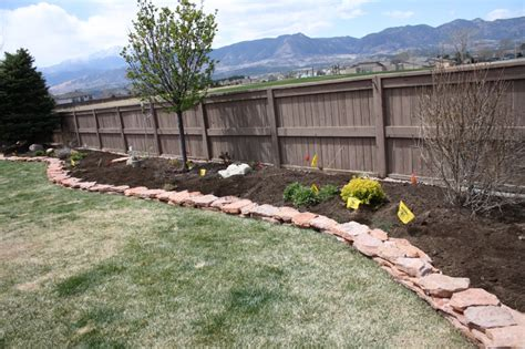 Landscaper Colorado Springs Triyae Xeriscaping Backyard Landscaping Ideas