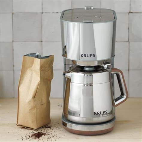 Coffee Maker Krups krups coffee maker west elm