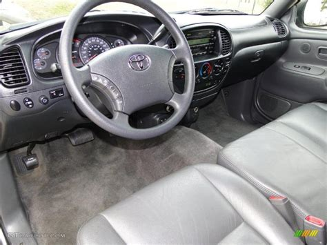 Toyota Tundra Limited Interior by 2005 Toyota Tundra Limited Access Cab Interior Photo