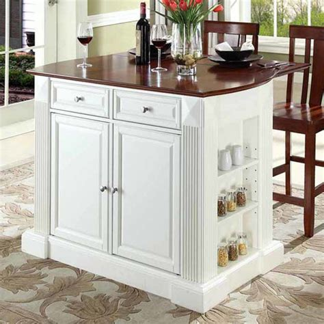 kitchen island sets crosley coventry kitchen island set reviews wayfair