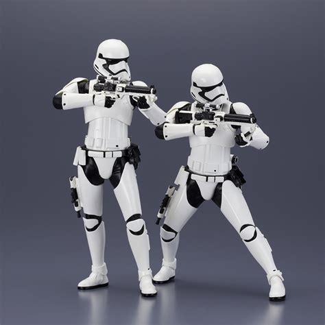Kotobukiya Fehyt The Last Original kotobukiya order stormtroopers 2 pack actualit 233 s