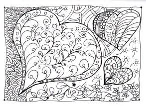 Doodle Colouring Doodle Coloring Pages To Print