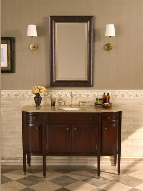 Bathroom Vanity Pictures Ideas by 9 Bathroom Vanity Ideas Hgtv