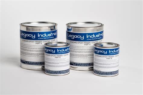 Products :: Primer Coatings :: Standard Epoxy Primer/Coating