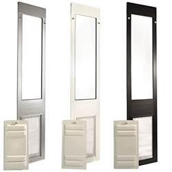Pet Doors For Sliding Glass Patio Doors Patio Pacific Panel 3e For Sliding Glass Doors With Endura Flap Pet Door