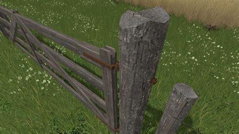 america s backyard fence south america gates and fence prefab v1 0 fs17 farming simulator 17 mod fs 2017 mod