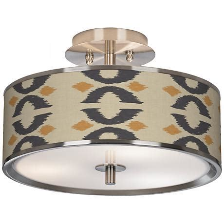 coastal ceiling lights coastal semi flush mount to ceiling lights ls plus
