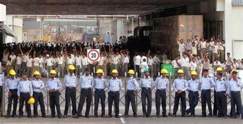 Suzuki Intranet Maruti Strike Haryana Cls Prohibitory Orders