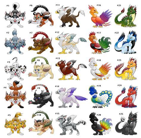 mythological names cafechoo image mythical beasts names