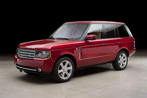 mazda cabada 100 land rover autobiography red interior range