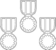 Printable Award Ribbons Classroom Pinterest Medal Design Template