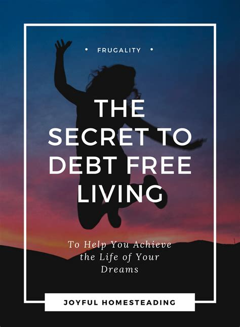 debt  living