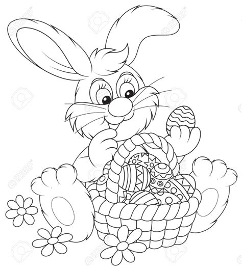 easter bunny coloring pages that you can print get this easter bunny coloring pages for preschoolers 73610