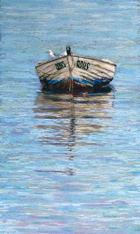 don t rock the boat carol coventry artworx gallery contemporary art