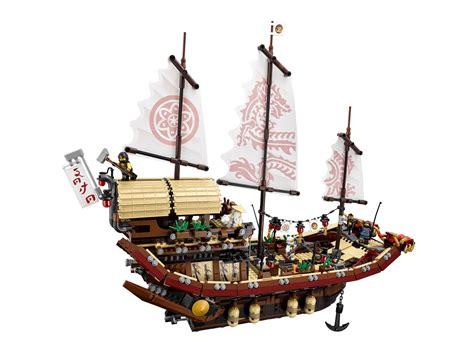 the bounty 2017 the lego ninjago destiny s bounty 70618 im detail zusammengebaut