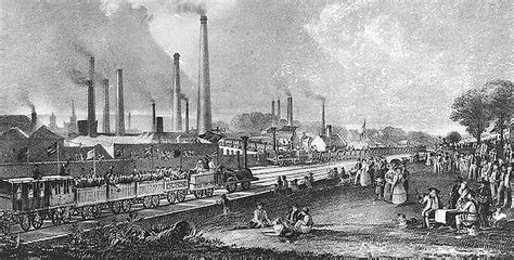 Industrial Revolution The the industrial revolution mills and education