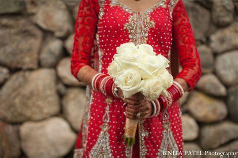 wedding bouquet india woburn ma indian fusion wedding by binita patel
