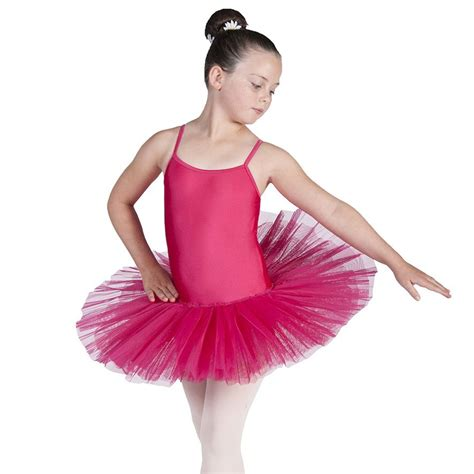 Dress Tutu Gold Size 4 6 Th ballet tutu dress fuschia pink from ages 4yrs new sizes