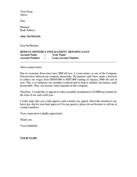 Where Do I Send Financial Aid Appeal Letter business appeal letter a letter of appeal should be