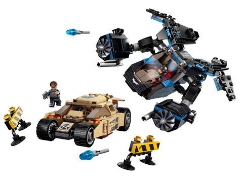 lego 76001 lego dc universe heroes the bat vs bane tumbler η νυχτερίδα