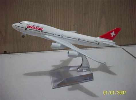 Miniatur Pesawat Citylink diecast miniatur pesawat swissair b747 400 diecast