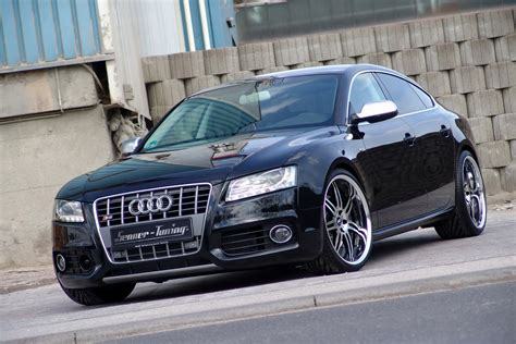 Audi S5 Tuning by Audi S5 Sportback Grand Prix With 375hp By Senner Tuning