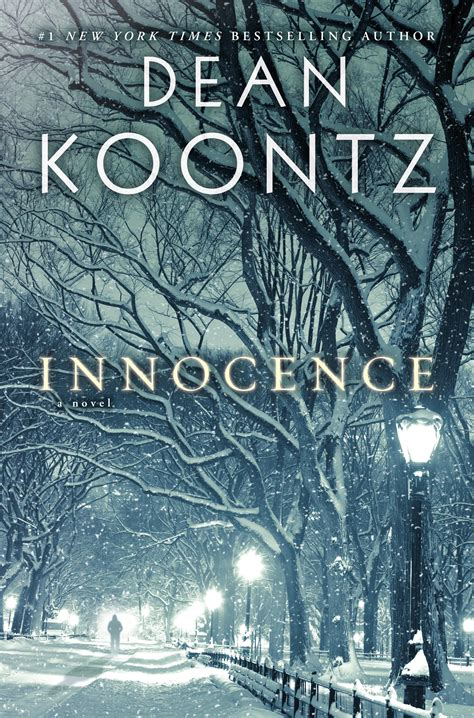 reader s guide innocence by dean koontz 171 random house