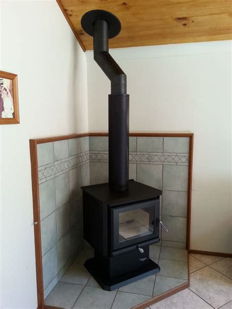 Fireplace Pipe Heater by 82 Best Images About Wood Heater Installations On