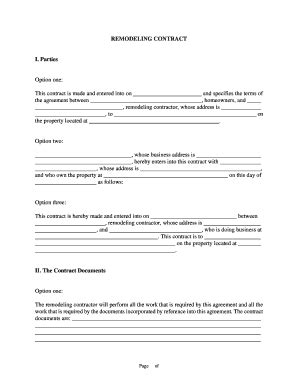 100 download demolition contract template for best