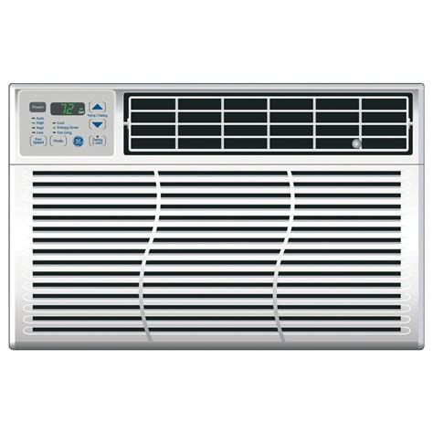 ge room air conditioner 8000 btu ge 8 000 btu 115 volt electronic window air conditioner