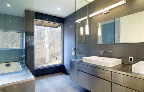 contemporary bathroom vanity lighting ideas with double sink chic unclog drain technique dc metro contemporary bathroom