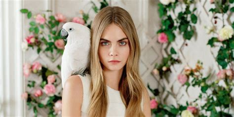 Cara Delevingne Backgrounds 4K Download