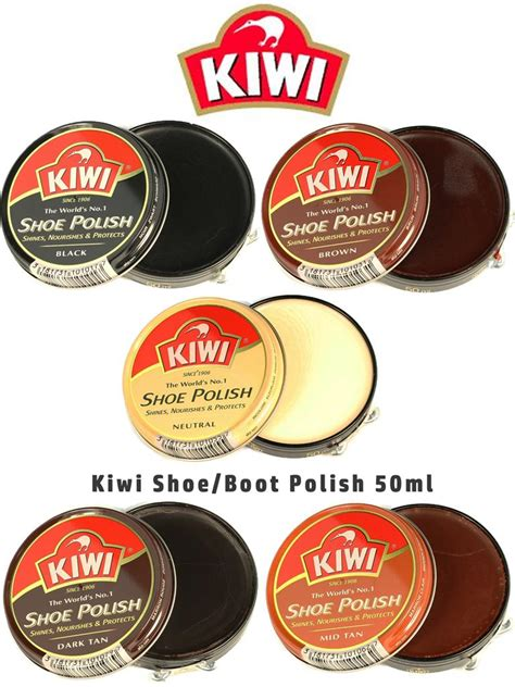 kiwi shoe colors kiwi shoes boot 50ml available in 5 different