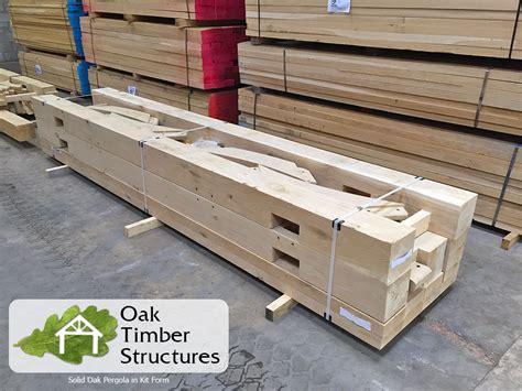 timber pergola kit solid oak pergolas oak timber structures