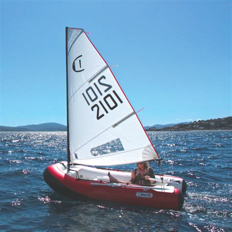 catamaran sailing dinghy dinghygo sailing inflatables for sale uk
