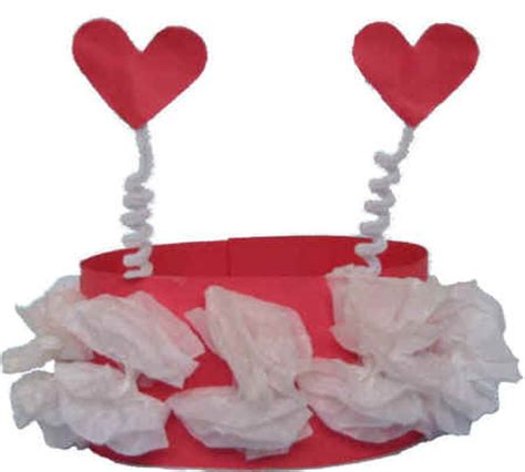 valentines hats s day crown or hat
