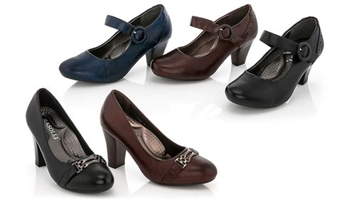 comfort career rasolli women s dress shoes groupon goods