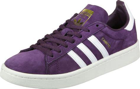 adidas campus  shoes purple