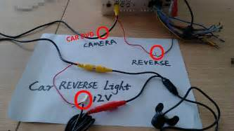 reverse camera wiring question ford f150 forum