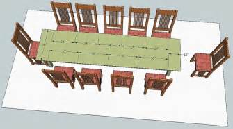 Length Of 8 Person Dining Table Enzai Info Cozy Home Ideas
