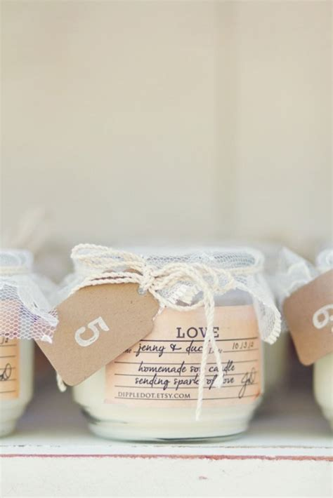 Handmade Favors - fabulous favors that your guests will adore onewed