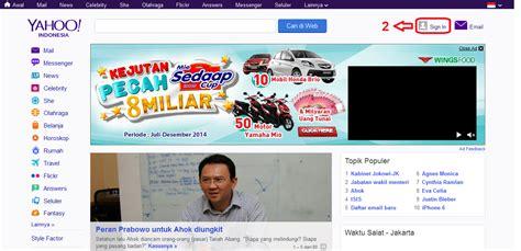 membuat website seperti yahoo cara membuat email di yahoo mail mari belajar blog