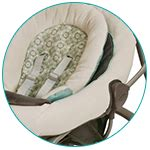 baby swing with removable seat buying guide for rocker swing firstcry com