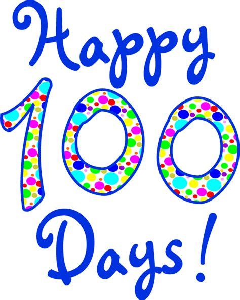 who celebrates s day 100 day celebration clipart