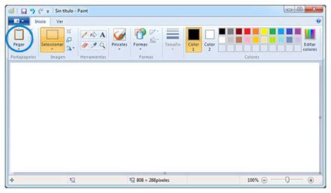 painting for windows 8 windows 8 c 243 mo hacer una captura de pantalla