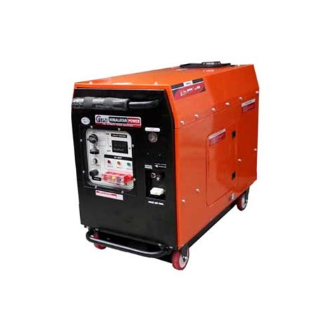 silent ge 3p 4000ds portable generator in india by hpm