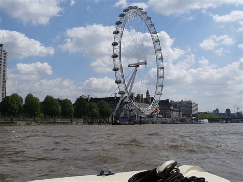 london eye thames river cruise review tidal river thames through london