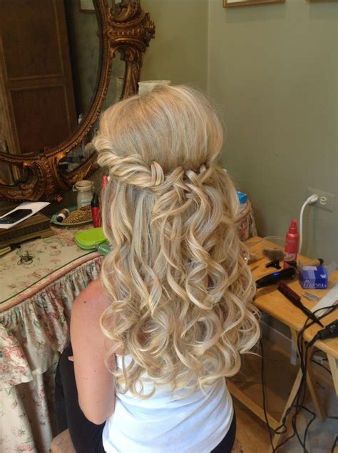 loose curl hairstyles for weddings wedding hair loose curls ashley dean sadler hair studio
