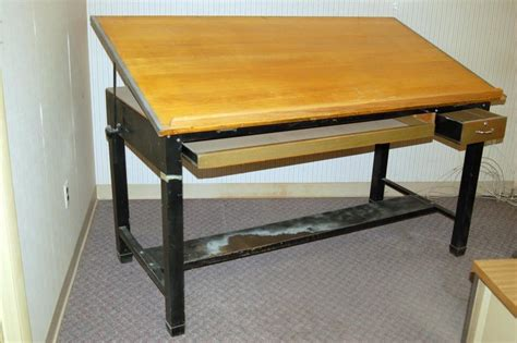 vintage drafting table for sale classifieds